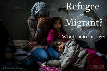 UNHCR campaign